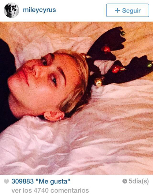 Miley Instagram II
