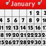 Influencer 'tips': Cómo hacer un buen calendario editorial