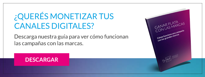 monetizar canales digitales