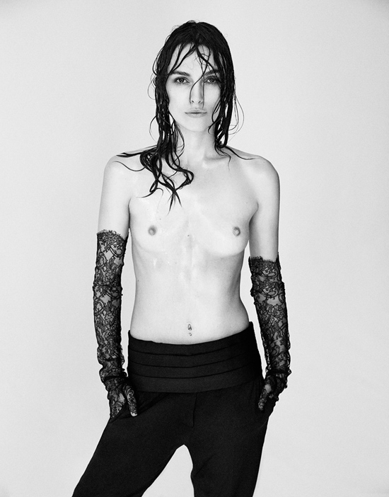 Keira Interview Magazine
