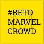 ¿Qué es el #RetoMarvelCrowd?