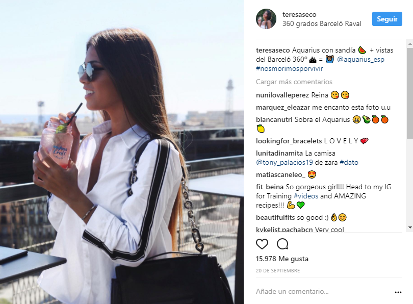 Teresa Seco Influencer